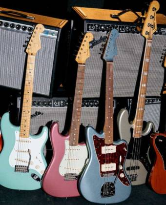 Fender e la serie Vintera